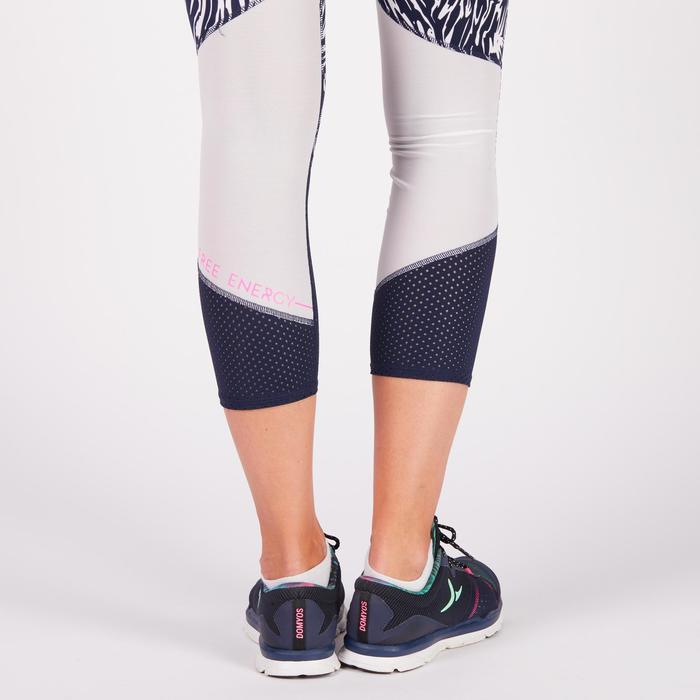 Legging 7/8 fitness cardio-training femme 900 - 1272121