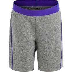 Short 560 Gym Baby gris bleu