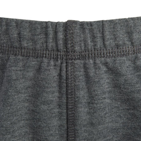 120 Baby Gym Bottoms - Grey Print