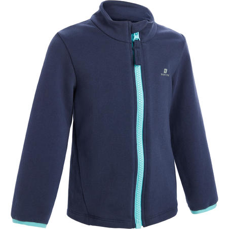 100 Baby Gym Jacket - Blue