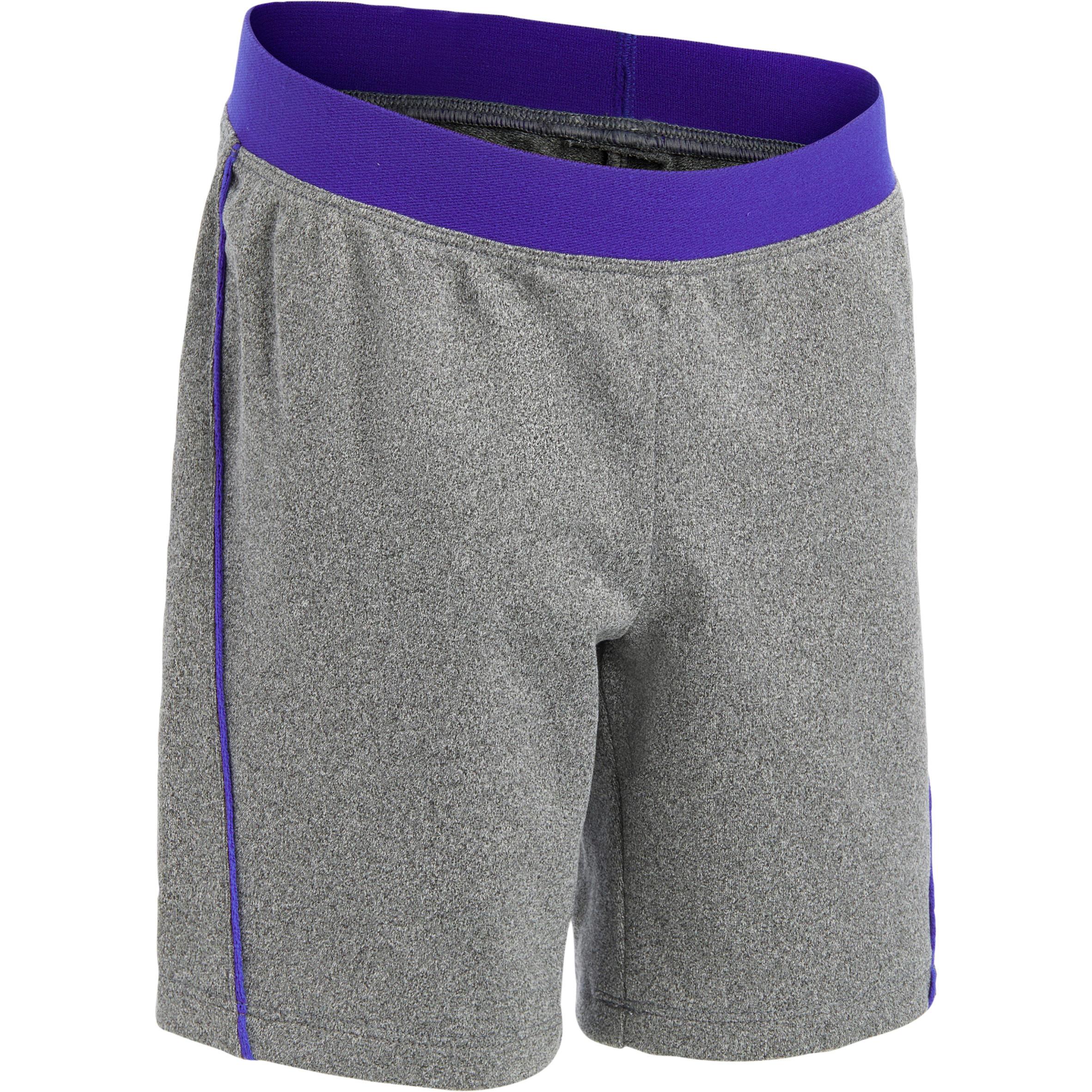560 Baby Gym Shorts - Grey/Blue
