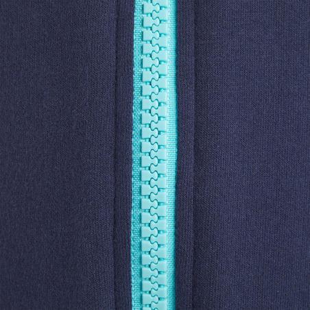 100 Baby Gym Jacket - Blue