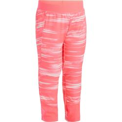 Legging 560 Gym Baby imprimé rose