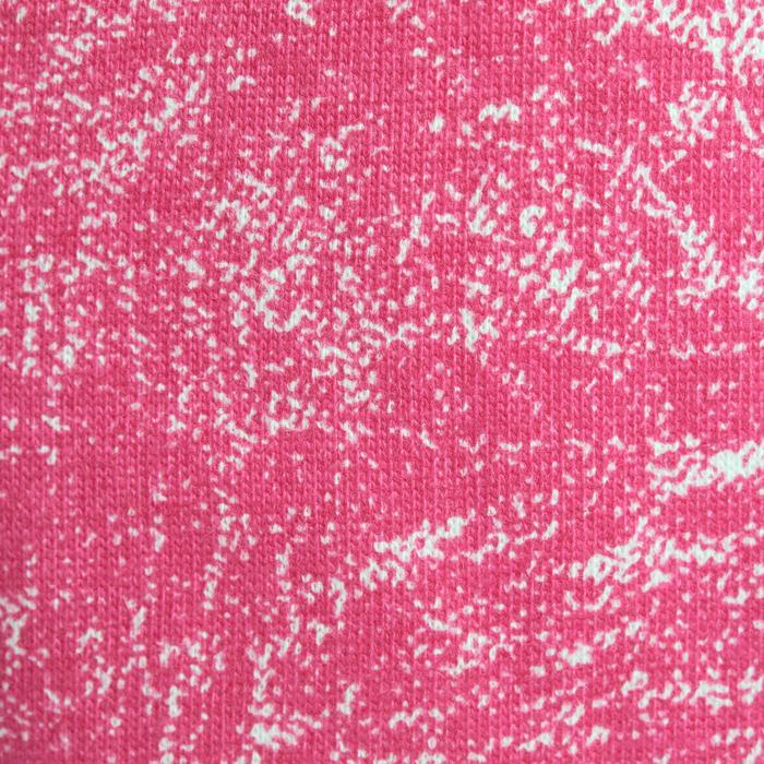 Short 100 Baby Gym fille imprimé rose/blanc