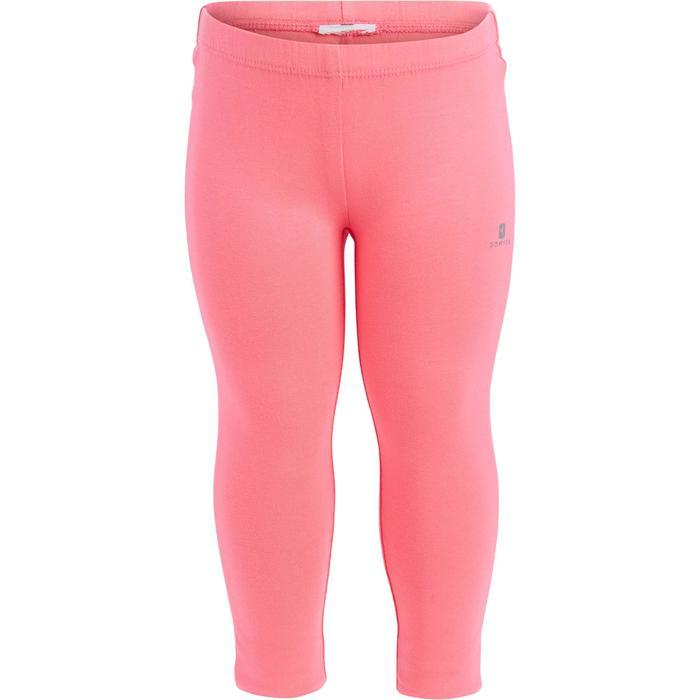Lotx2 Legging 100 Baby Gym fille imprimé - 1272365
