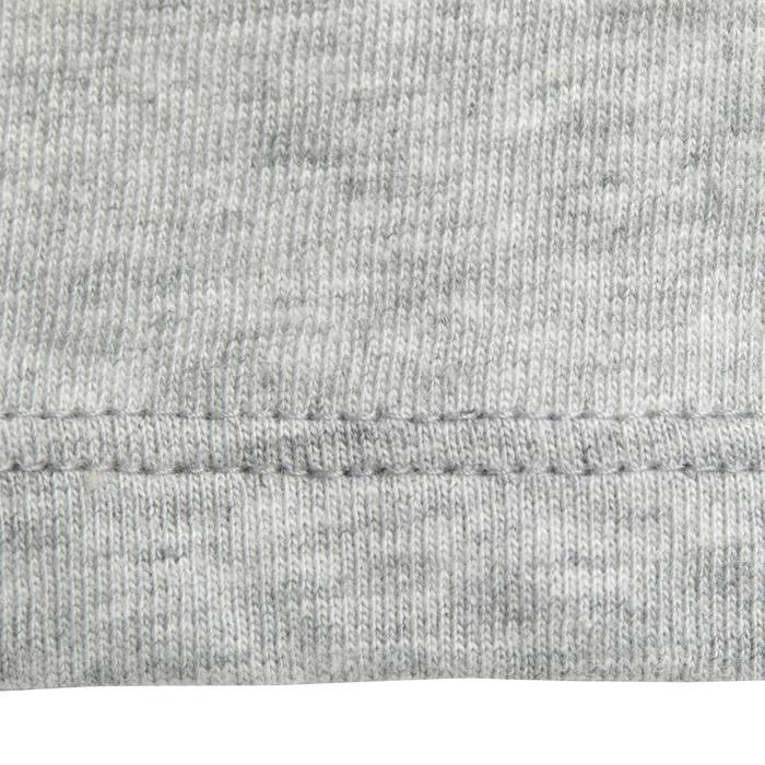 Lot x2 T-Shirt 100 manches courtes Gym Baby imprimé bleu gris - 1272388