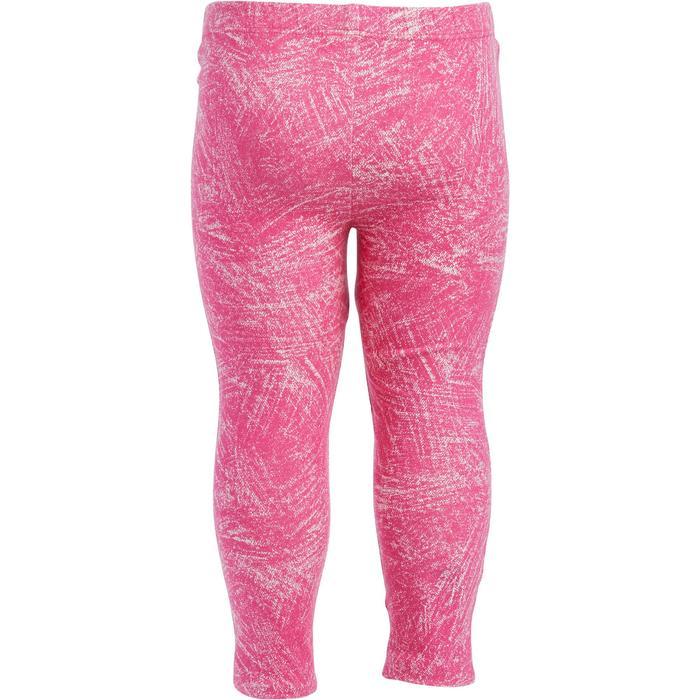 Lotx2 Legging 100 Baby Gym fille imprimé - 1272435