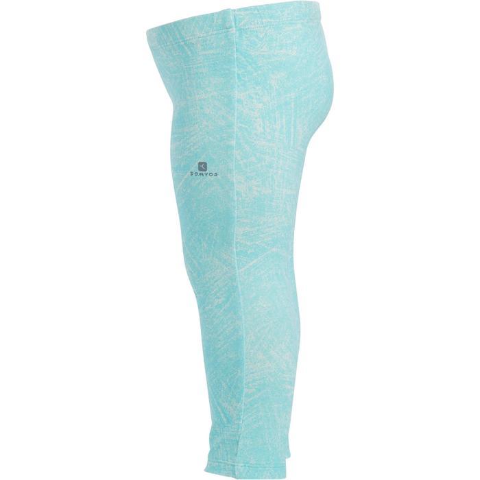Lotx2 Legging 100 Baby Gym fille imprimé - 1272440