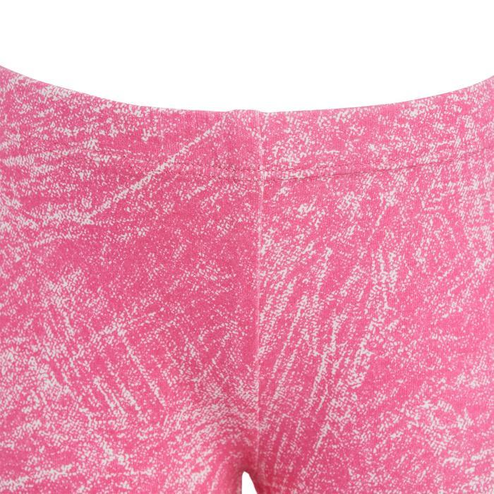 Lotx2 Legging 100 Baby Gym fille imprimé - 1272444