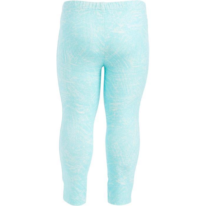 Lotx2 Legging 100 Baby Gym fille imprimé - 1272454