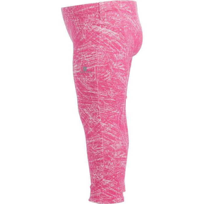 Lotx2 Legging 100 Baby Gym fille imprimé - 1272466