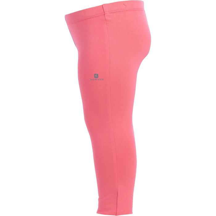 Lotx2 Legging 100 Baby Gym fille imprimé - 1272489