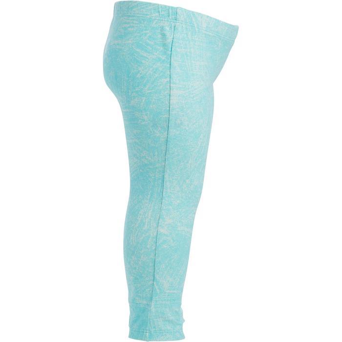 Lotx2 Legging 100 Baby Gym fille imprimé - 1272493