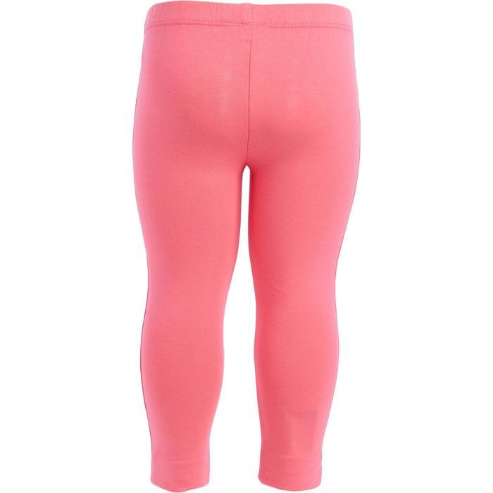 Lotx2 Legging 100 Baby Gym fille imprimé - 1272511