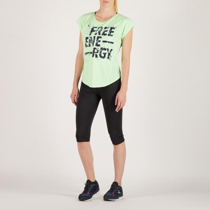 Loose T-shirt fitness cardio dames Energy - 1272538