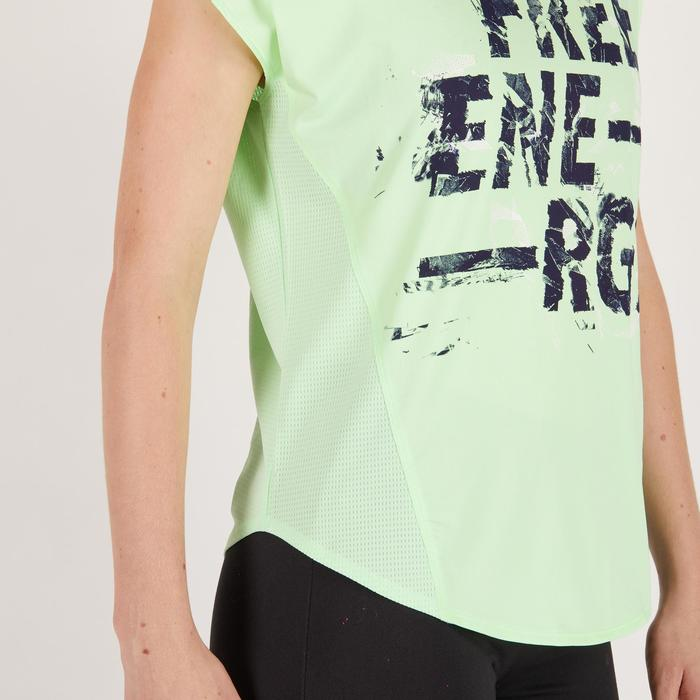 Loose T-shirt fitness cardio dames Energy - 1272571
