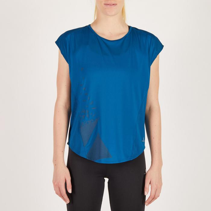 Loose T-shirt fitness cardio dames Energy - 1272594