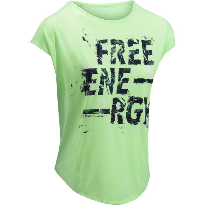 Loose T-shirt fitness cardio dames Energy - 1272611