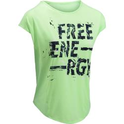 Loose T-shirt fitness cardio dames Energy