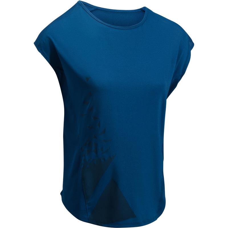 Női póló fitneszhez 9712cd46e6
