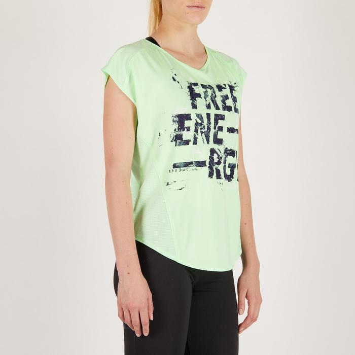 Loose T-shirt fitness cardio dames Energy - 1272650