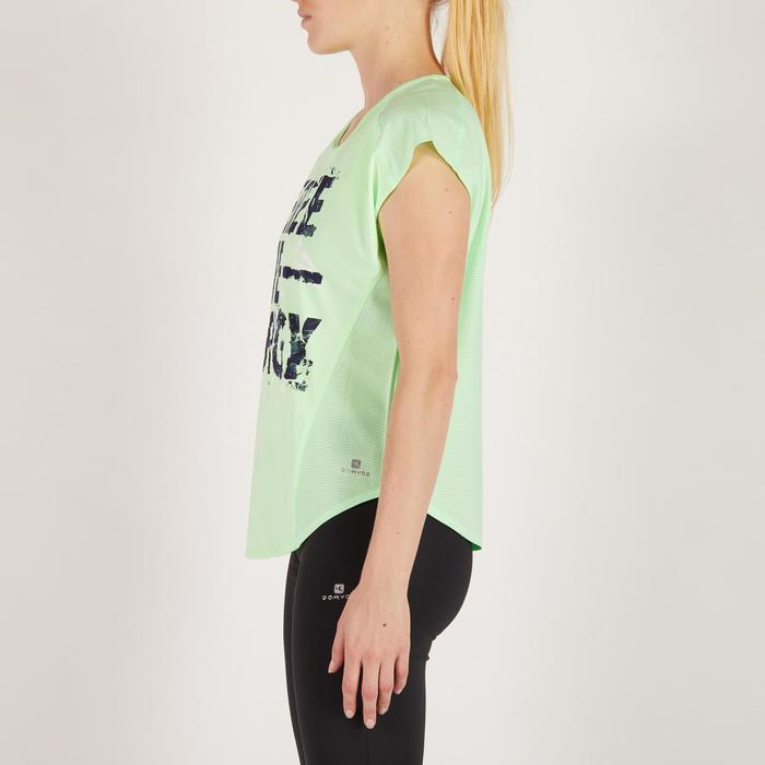 Loose T-shirt fitness cardio dames Energy - 1272652