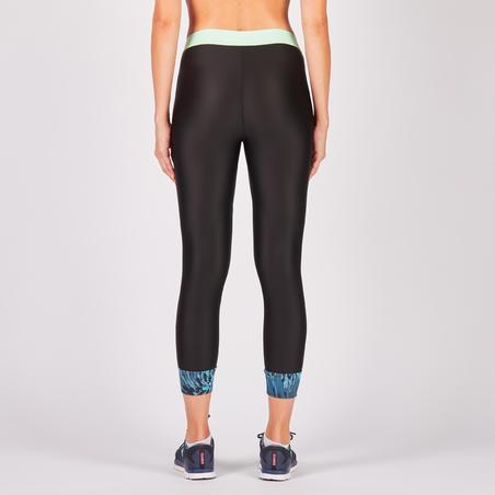legging 7/8 fle 500 black