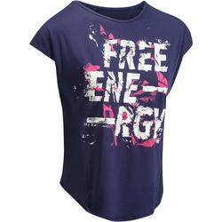 T-shirt loose...