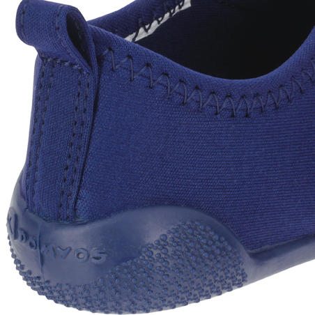 Chaussons 100 ULTRA LÉGER GYM marine
