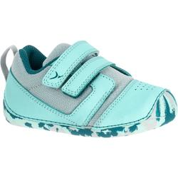 510 I Learn Breathe Gym Shoes - Turquoise/Multicolour