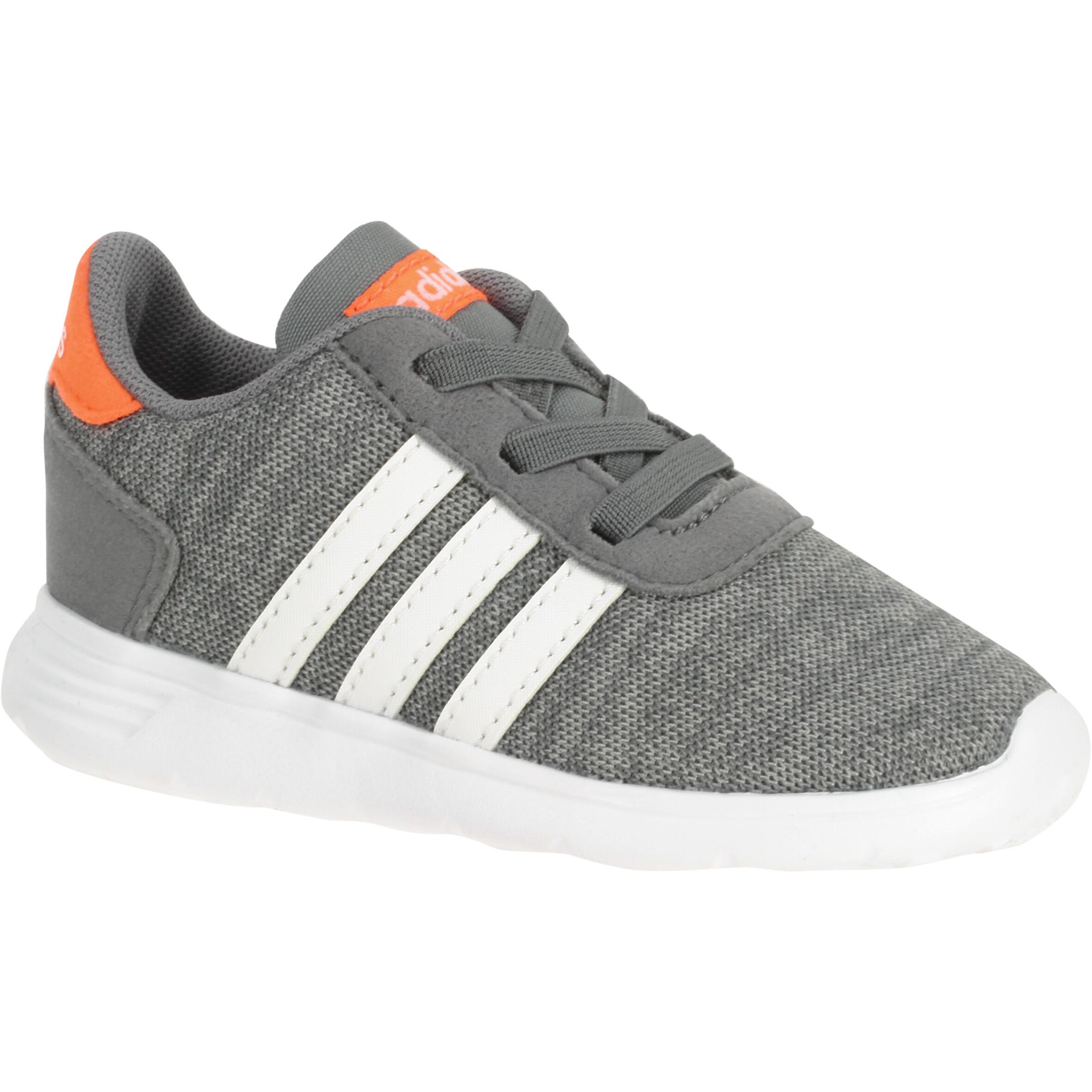Adidas Adidas G1 BB jongens 2018 gemêleerd grijs