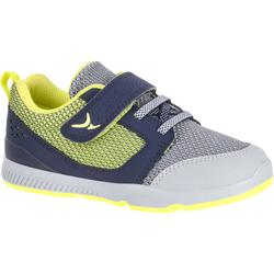 Turnschuhe I MOVE BREATH Gym grau