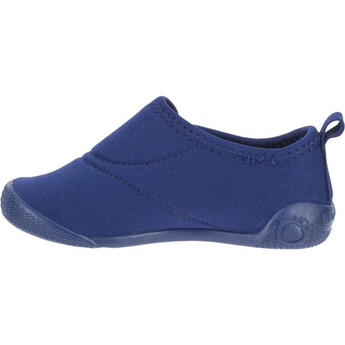 Chaussons Bébé Gym ULTRALIGHT marine