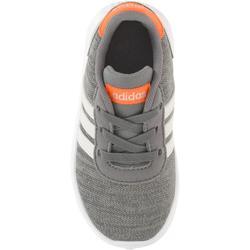 Adidas G1 BB jongens 2018 gemêleerd grijs