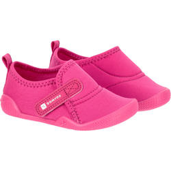 Chaussons 100 ULTRA LÉGER GYM rose