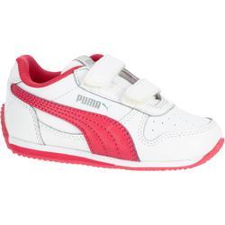 Schoenen Puma meisjes 2018 wit/roze