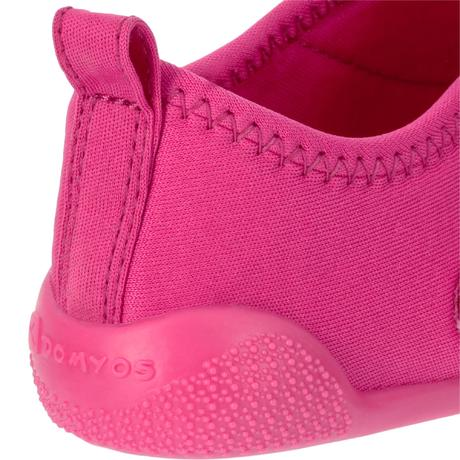 chaussons 100 ultralight gym rose18 domyos by decathlon. Black Bedroom Furniture Sets. Home Design Ideas