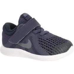 4bba56e5 Zapatillas Gimnasia Bebé Nike Revolution 2018 Bebé Gris