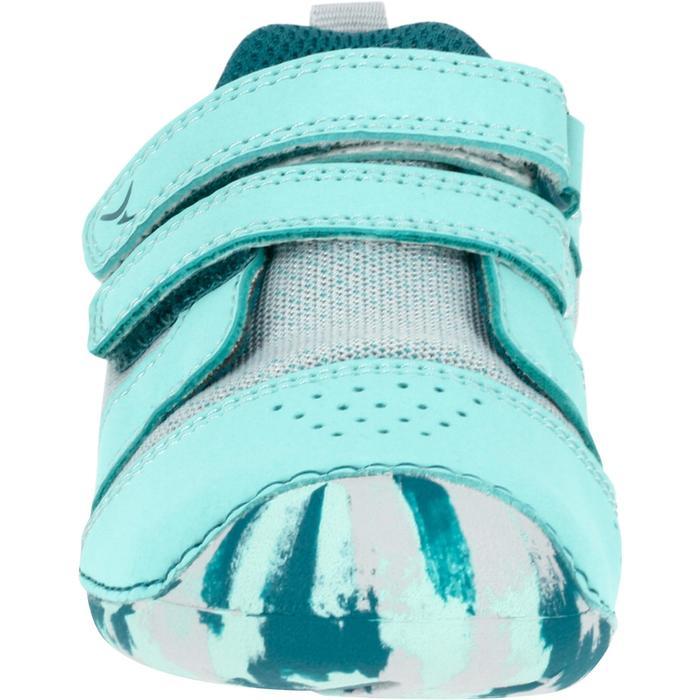 透氣健身鞋I Learn 510 - 藍綠色