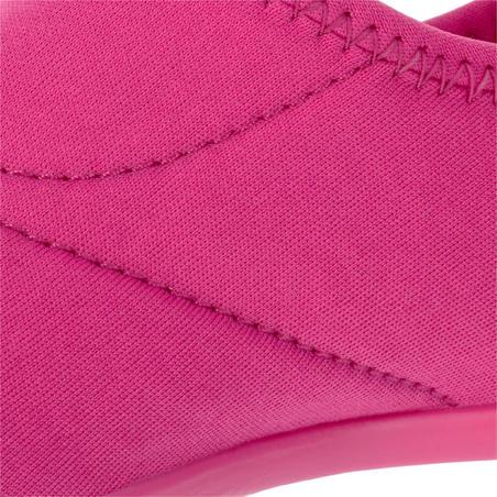 Tenis para primeros pasos 100 ULTRALIGHT GIMNASIA rosa 18