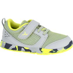 560 I Move Breathe Gym Shoes - Grey/Yellow/Multicoloured