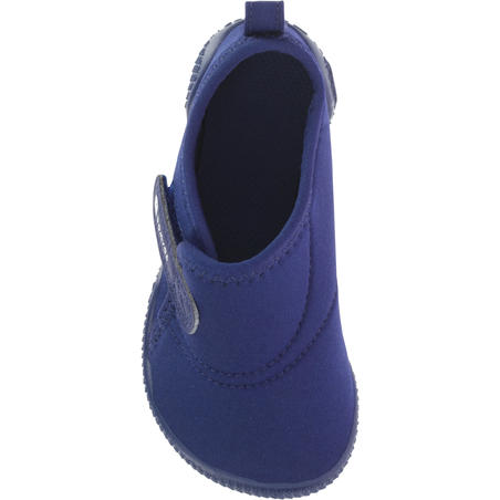 100 Ultralight Gym Bootees - Navy
