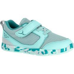 透氣健身鞋I Move 560 - 藍綠色