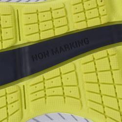 Gymschoenen I Move Breath marineblauw grijs