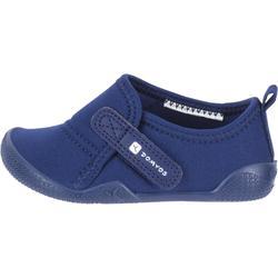 Turnschuhe Ultralight Baby Gym marineblau