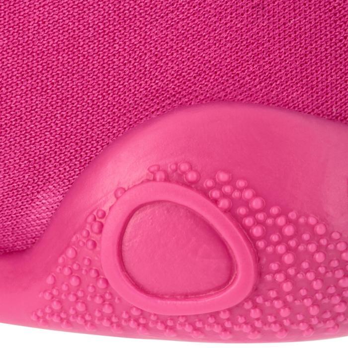 Zapatillas primeros pasos gimnasia infantil ULTRALIGHT rosa