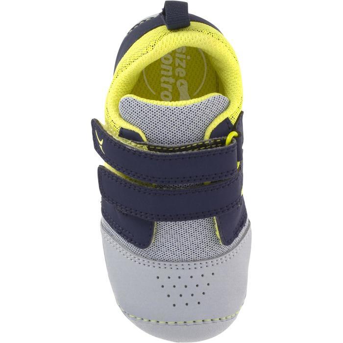 Schoentjes 510 I Learn Breath voor gym marineblauw/grijs