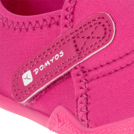 100 Ultralight Gym Bootees - Pink18