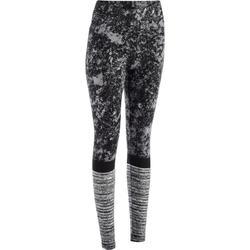 Legging FIT+ 500 slim Gym & Pilates femme