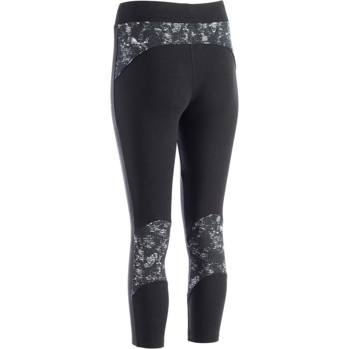 Legging 7/8 520 Gym & Pilates femme  noir - 1273091